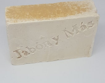 Soothing Soap - Castile Naked Bar (Organic, Natural Anti Itch Soap)