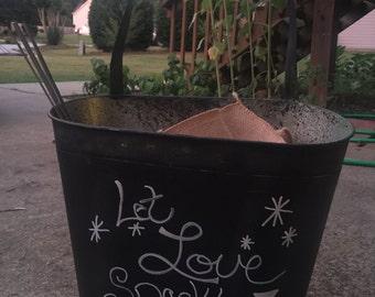 Sparkler Bucket