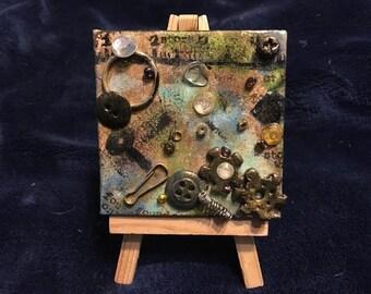 the steam punk canvas