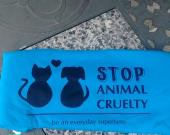 Stopping Animal Cruelty- One T-Shirt at a Time