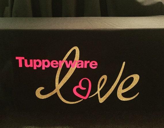 tupperware tablecloth
