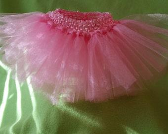 Pink tutu, Tutu, infant tutu, baby tutu, newborn tutu, toddler tutu, girl tutu, wedding tutu, dance tutu, birthday tutu, princess tutu