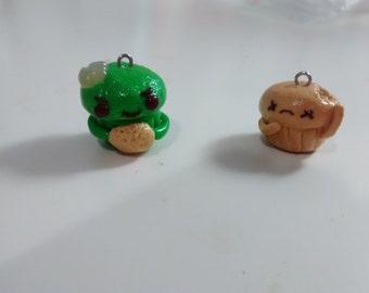 Zombie & Dead cupcake set