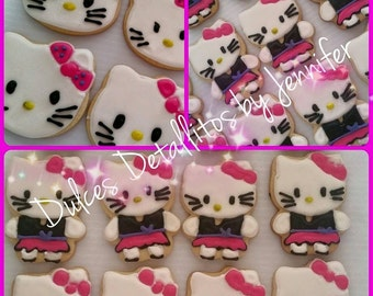 Hello Kitty cookies (12qty)