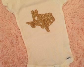 Made in Texas Onesie
