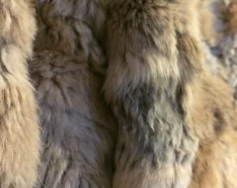 Genuine Vintage Mink Fur Coat