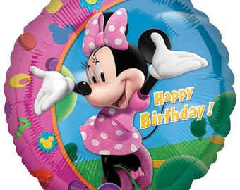 "Minnie Mouse Balloon 18"""