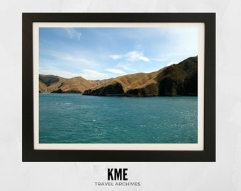 South Island, New Zealand: Print 015