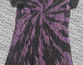 Ladies Glow in the dark tie dye