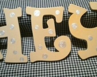 HET letters