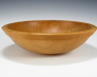Beaded Pacific Madrone Bowl