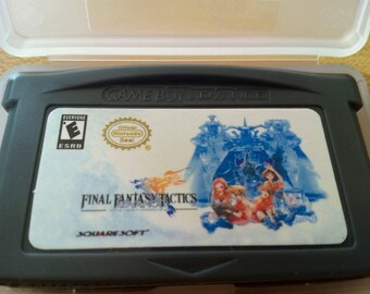 Final Fantasy Tactics for gba