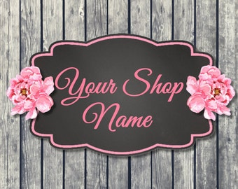 Wood Banner, Shop Banner, Shop Banner Set, Custom Banner, Digital Graphics, Banner Template, Graphic Design, Banner Design, Cover Photo