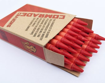 Comrade Crayons