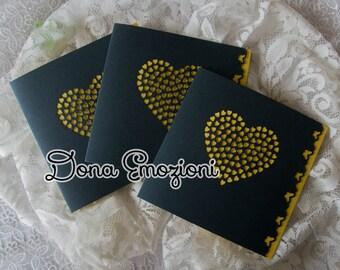 """Wedding card """"heart of hearts"""""""