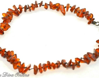 "Baltic Amber ""Teething"" Necklace for Children"