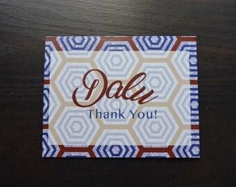 Dalu Notecards (5 pack)