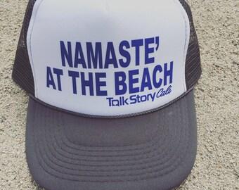 NAMASTE' at THE BEACH