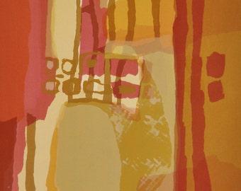 Original Print   Abstract Print   Silkscreen Print   Fine Art Print   Limited Edition Print    Modern Artwork   Contemporary Print