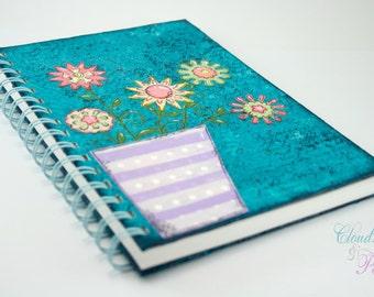 Vase of Flowers - sketchbook