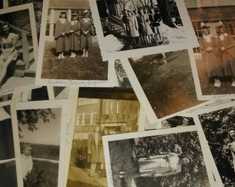39 small photographs
