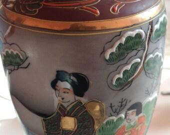 Japanese antik lampe