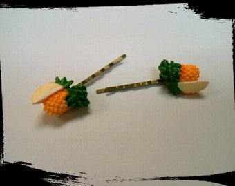 HAIRPINS PINEAPPLE