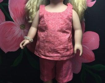 """18"""" Doll Clothes 2 Piece Set"""