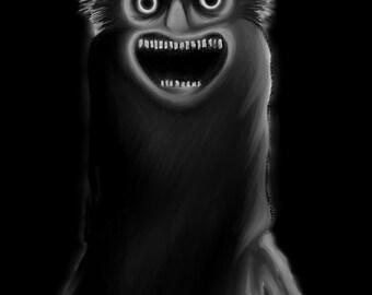 Horror Art - Babadook