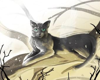 Color Pet Portrait, Digital Pet Portrait, Pet Portraits, Dog Portrait, Cat Portrait, Pet Painting