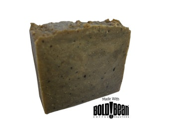 Chocolate Latte - all natural beeswax soap