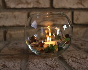 Lake Glass Candle Kit