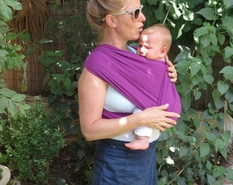 Mulberry Loopix Baby Carrier