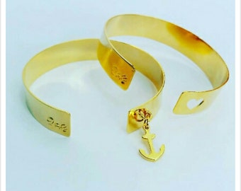 Handmade jewelry 24k Gold Plated