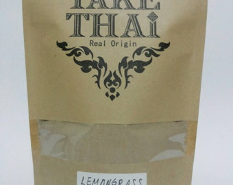 Lemongrass Powder,100% Pure,Organic,Thai herb
