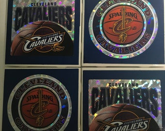 CAVS themed Coasters