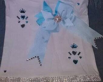 Baby Blue Tutu Set