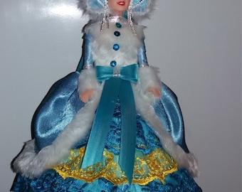 Doll-casket.