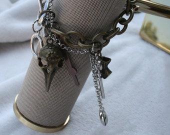 Gothic Steampunk Bracelet