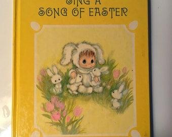 Hallmark Easter Book 1971