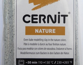 6 bars 940-983 Granite Nature's Colors Cernit modeling clay 56 grams (2 oz)