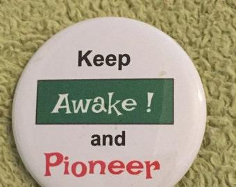 Keep Awake ! Pioneer jehovah set of 20