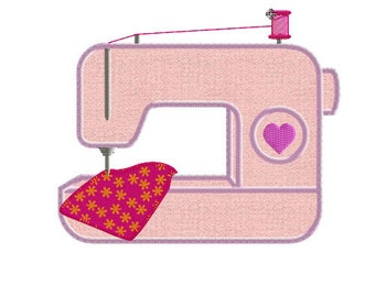 Embroidery design sewing machine