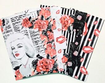 Marilyn - Planner Dividers/Planner Accessories