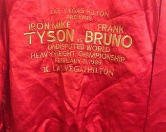1989 Las Vegas Hilton Boxing Jacket