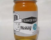 Honey, Raw, from Cornelius Oregon. Light, fruity and floral. Our most popular variety of honey. 2017 New Crop.