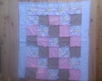 Cat rag quilt