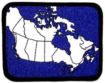 Travel Patch Canada