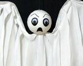 Outdoor Halloween Decoration Hanging Ghost Spooky Flyer Yard Art