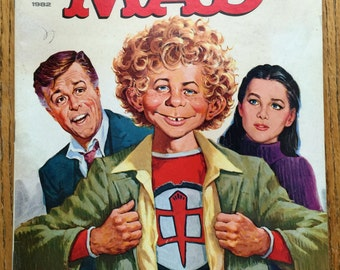 Mad Magazine Escape The Insanity Of The World...Go Mad This Issue July 1982 No. 232 Issue